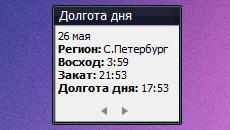 Долгота дня