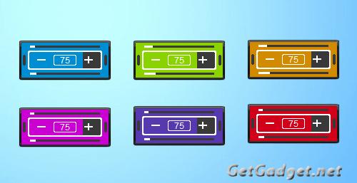 CV Sound - регулятор громкости для Windows 7