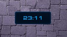 StarCraft II Clock