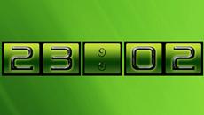 Froggy Clock