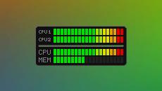 Cpu-Mem Meter