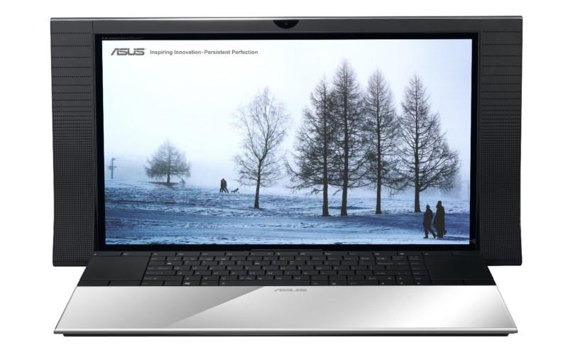 Навороченный ноутбук Asus NX90