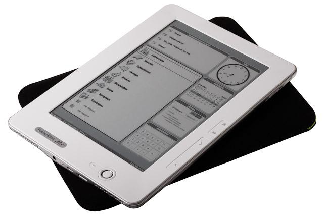 PocketBook Pro 902: внеклассное чтение