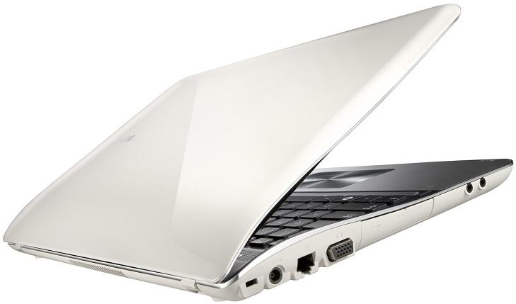 Samsung NP-SF510-S03. Элегантный блондин