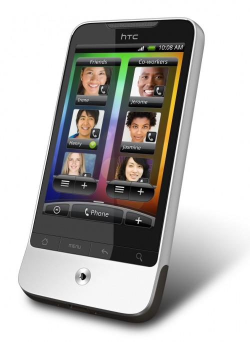 Обзор смартфона HTC Legend