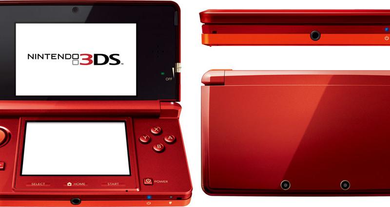 Nintendo 3DS: прямиком в третье измерение