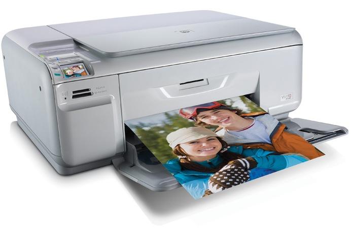 HP Photosmart C4583: недорогая фотопечать со сканированием