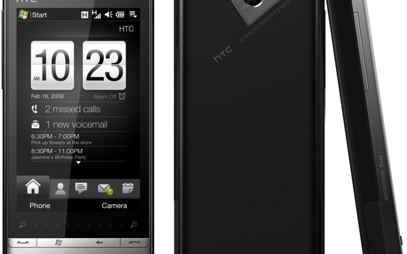 HTC Touch Diamond2: WinMo дает сдачи