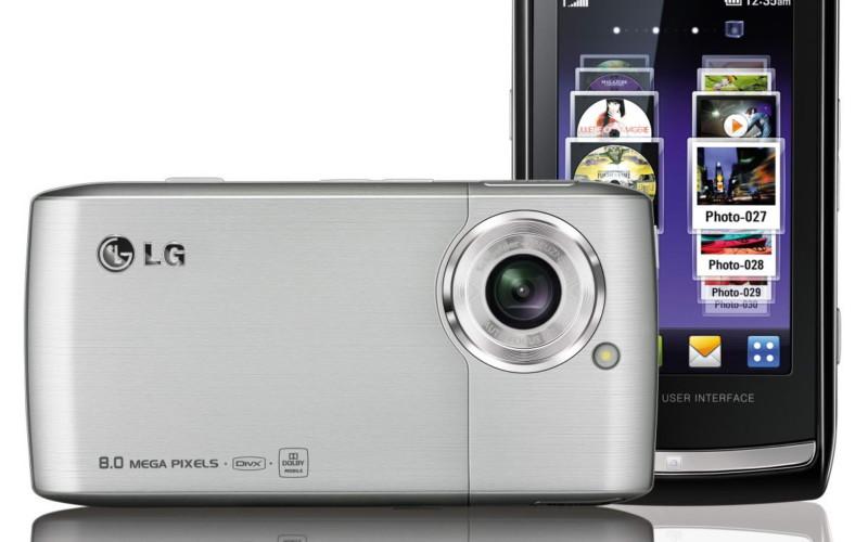 LG Viewty Smart: продолжение истории сверхуспешного камерофона