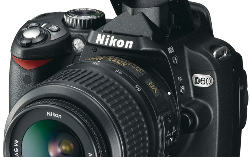 Nikon D60: фото-удалец