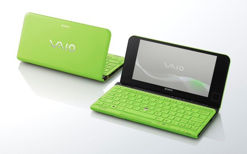 Sony Vaio P-Series: самый крошечный ноутбук в мире!