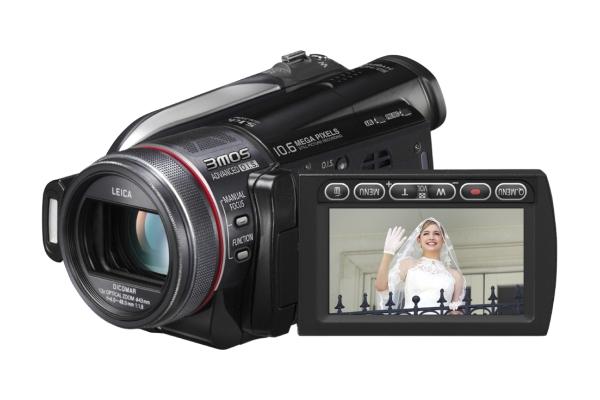 Panasonic HDS-HS300: ликуй, видеоман!
