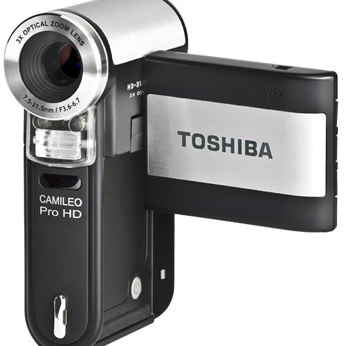 Toshiba Camileo Pro HD: высокое качество за низкую цену