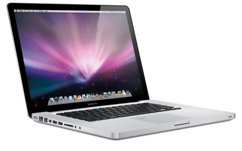 MacBook Pro 15″: все серьезно