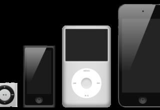 Яблочки-iPod'анки
