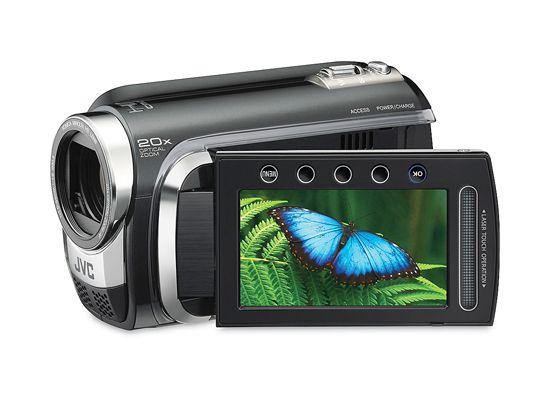 Обзор камеры JVC GZ-HD300