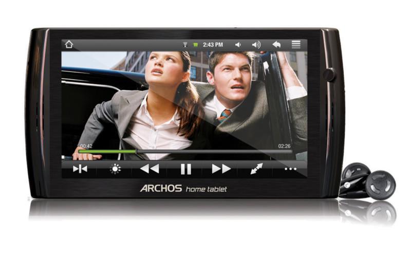 Archos 7 Home Tablet: планшет или медиаплеер?