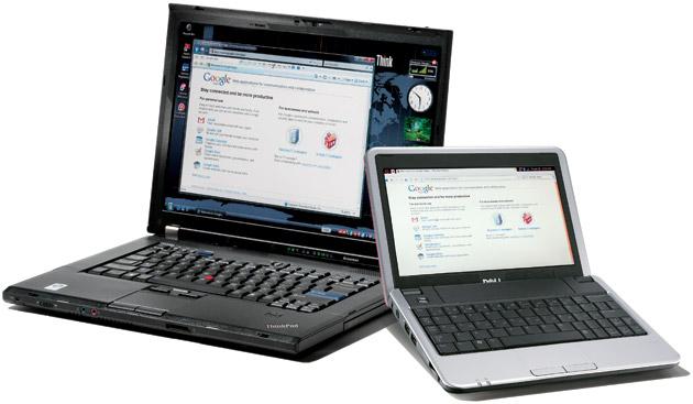 Нетбук или ноутбук: что лучше?