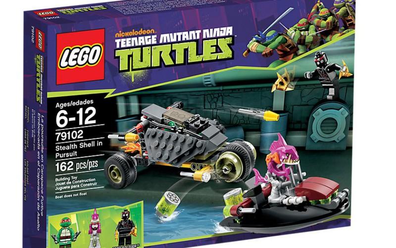 Выгоднее купить lego teenage mutant ninja turtles для деток в магазине Бебекидс!