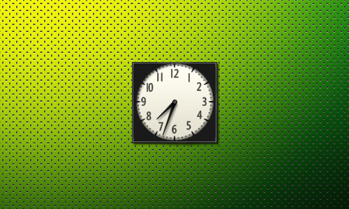 OnlyBLack-2-Clocks