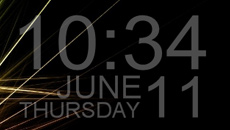 HUD Time 24h