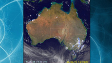 Australian National Weather Radar