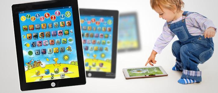 Нужен ли интернет планшет для ребенка