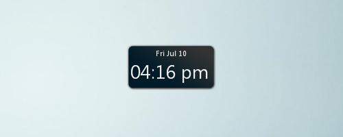Prestos-Clock