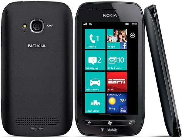 Nokia Lumia 710: WP 7 по низкой цене и без особых компромиссов