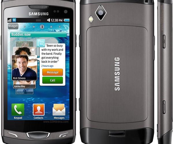 Смартфон на платформе Bada от компании Samsung