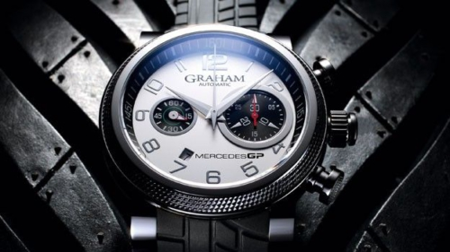 GRAHAM MERCEDES GP TRACKMASTER