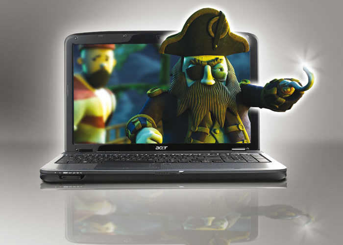 Мощь 3D-игр от Asus и Acer