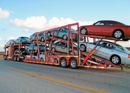 На стимулирование экспорта автомобилей правительство выделяет 3,3 млрд рублей