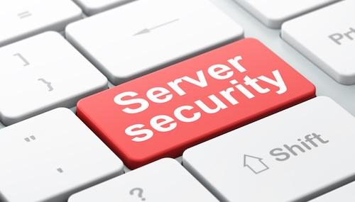 Воспользуйтесь преимуществом параметров безопасности сервера по умолчанию
