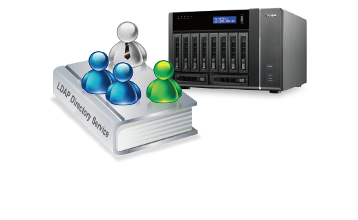Корпоративный каталог. Установка и настройка LDAP-сервера