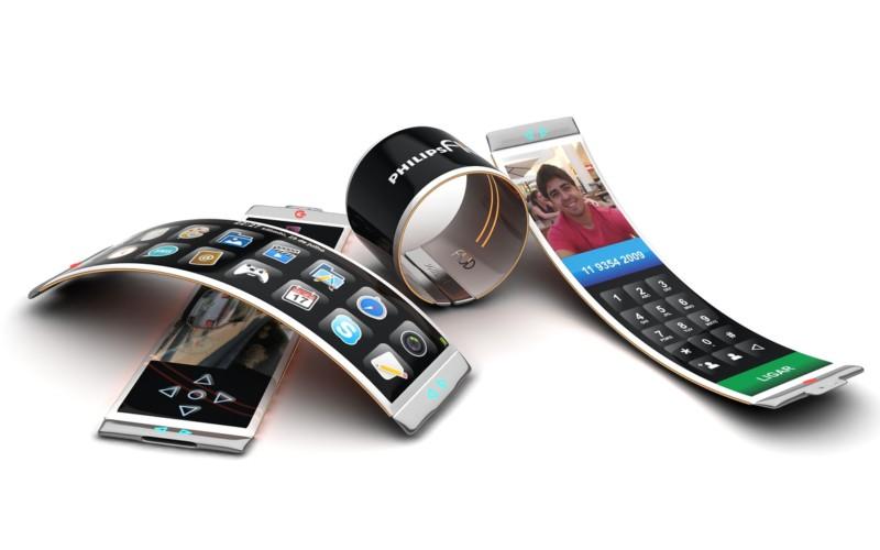 Мобильные телефоны будущего. Часть 2
