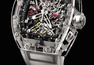 Изобретаем часы из новых материалов