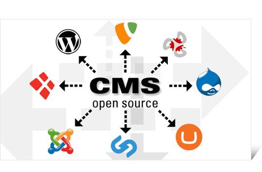 CMS для сайта. Бесплатные не значит плохие