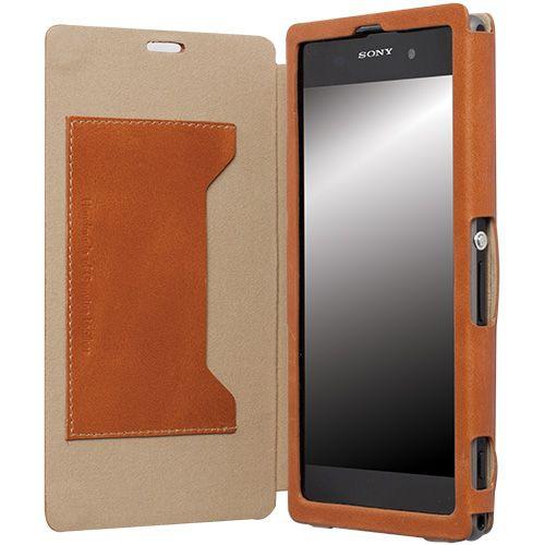 Купить чехол на Sony Xperia Z1 стоит для того, чтобы работа со смартфоном приносила только удовольствие