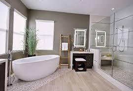 Дизайнерские ванные комнаты: обустройство и выбор сантехники