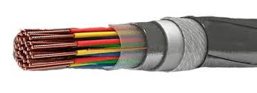 Телефонный кабель с гидрофобным заполнителем