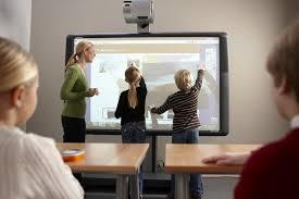 Интерактивные доски и проекторы в современных учебных заведениях