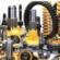Запчастини для будівельної техніки: екскаваторів, грейдерів, навантажувачів