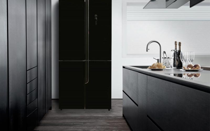 Обзор холодильников Side by side стоимостью до 50 000 руб.