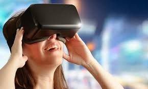 Виртуальная реальность 2 в 1 — активный отдых и игры