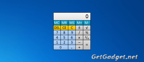 Calculator Mini