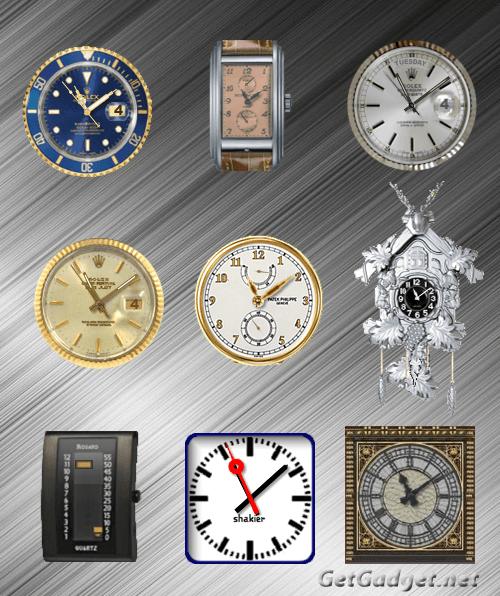 Different Clock