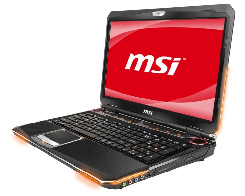 обзор ноутбуков msi, игровой ноутбук msi