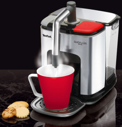 TEFAL QUICK CUP DELUXE BLACK