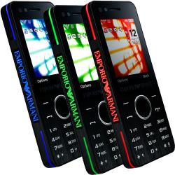 Samsung Armani Night Effect